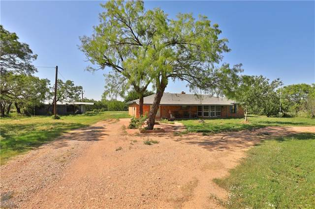 208 County Road 300, Abilene, TX 79603 (MLS #14141198) :: The Sarah Padgett Team