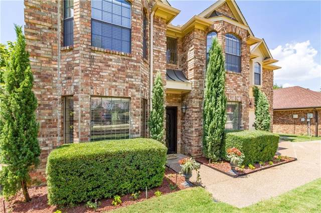 1333 Barclay Drive, Carrollton, TX 75007 (MLS #14141202) :: RE/MAX Town & Country