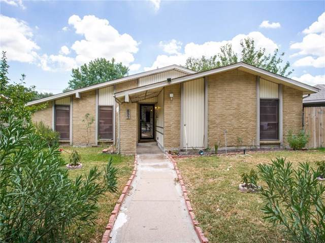 837 Timberdale Street, Grand Prairie, TX 75052 (MLS #14141205) :: RE/MAX Town & Country