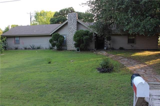 6325 Circo Drive, Granbury, TX 76049 (MLS #14141240) :: Lynn Wilson with Keller Williams DFW/Southlake