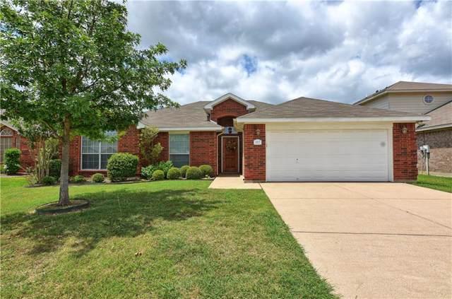 1017 Micah Road, Burleson, TX 76028 (MLS #14141256) :: Lynn Wilson with Keller Williams DFW/Southlake