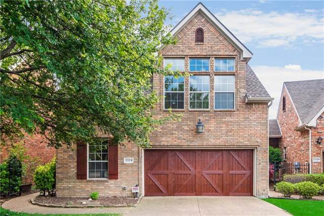 2324 Stone Creek Drive, Mckinney, TX 75072 (MLS #14141262) :: The Star Team | JP & Associates Realtors