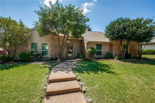 2128 Lattice Court, Plano, TX 75075 (MLS #14141264) :: Lynn Wilson with Keller Williams DFW/Southlake