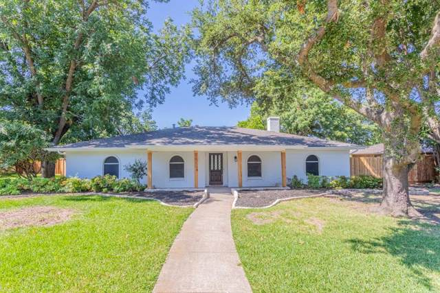 2516 Northcrest Drive, Plano, TX 75075 (MLS #14141267) :: Vibrant Real Estate