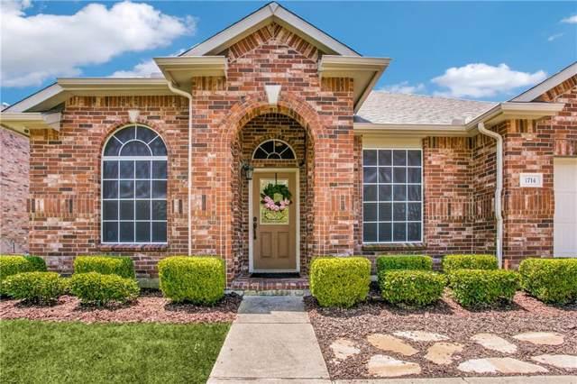 1714 Stone Trail Drive, Cedar Hill, TX 75104 (MLS #14141268) :: Lynn Wilson with Keller Williams DFW/Southlake
