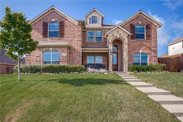 1587 Edmondson Trail, Rockwall, TX 75087 (MLS #14141293) :: HergGroup Dallas-Fort Worth