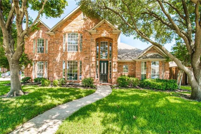 3710 Old Orchard Court, Carrollton, TX 75007 (MLS #14141305) :: Lynn Wilson with Keller Williams DFW/Southlake