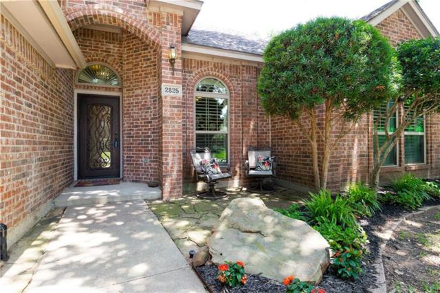 2825 Southshore, Grapevine, TX 76051 (MLS #14141309) :: RE/MAX Town & Country
