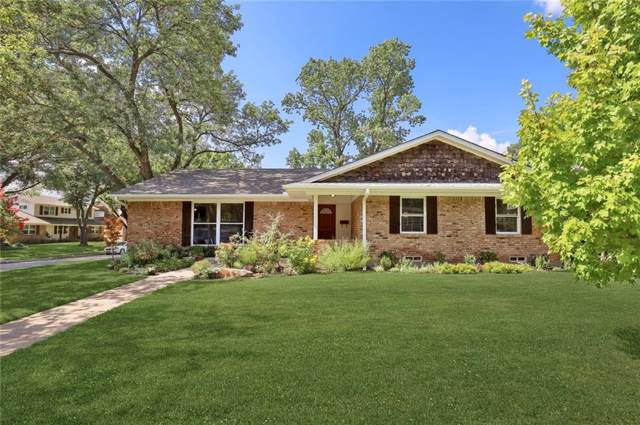 9907 Edgecliff Drive, Dallas, TX 75238 (MLS #14141316) :: The Hornburg Real Estate Group