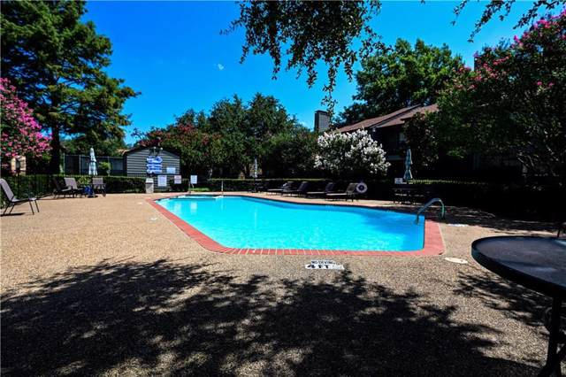 5335 Bent Tree Forest Drive #298, Dallas, TX 75248 (MLS #14141325) :: HergGroup Dallas-Fort Worth