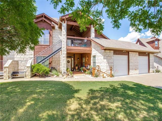 42109 Crooked Stick Drive #1203, Whitney, TX 76692 (MLS #14141333) :: RE/MAX Town & Country