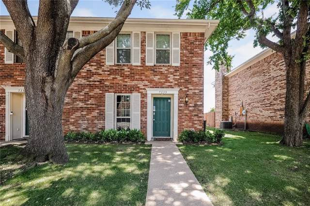 7339 Kingswood Circle, Fort Worth, TX 76133 (MLS #14141342) :: RE/MAX Town & Country