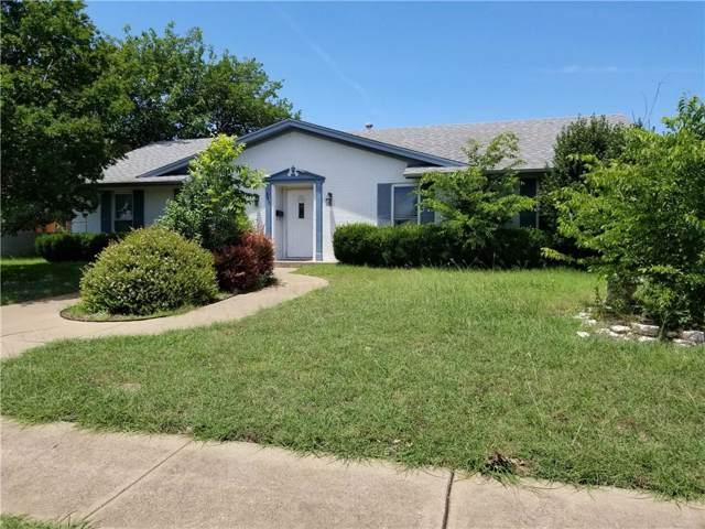 640 Westover Drive, Richardson, TX 75080 (MLS #14141345) :: The Paula Jones Team | RE/MAX of Abilene
