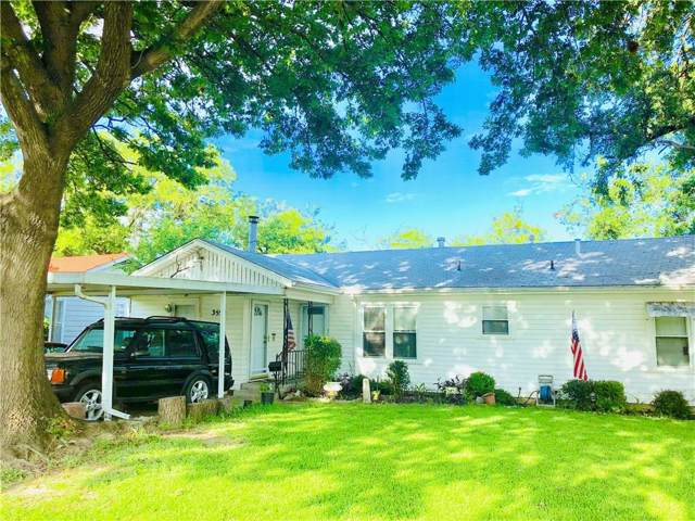 3552 Parker Road W, Haltom City, TX 76117 (MLS #14141356) :: RE/MAX Town & Country