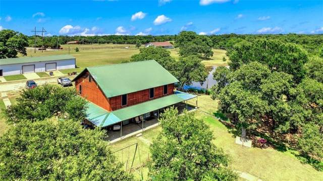 410 Earl Road, Sadler, TX 76264 (MLS #14141357) :: The Heyl Group at Keller Williams