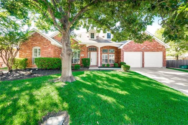 2816 Abbey Road, Mckinney, TX 75072 (MLS #14141358) :: The Real Estate Station