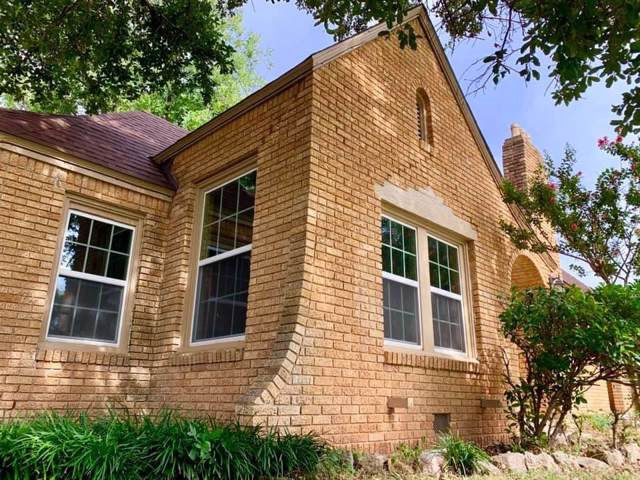 1809 Belmont Boulevard, Abilene, TX 79602 (MLS #14141362) :: All Cities Realty