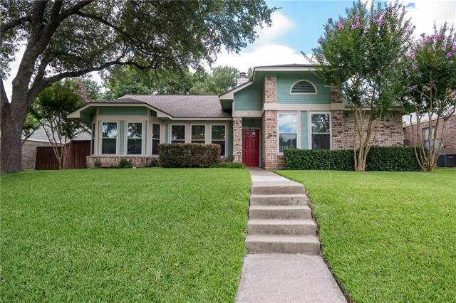 2530 Collins Boulevard, Garland, TX 75044 (MLS #14141368) :: RE/MAX Town & Country