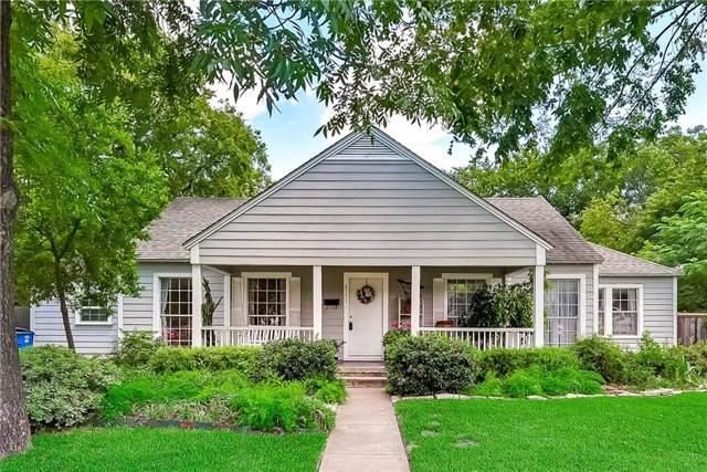 8151 Nelson Drive, Dallas, TX 75227 (MLS #14141370) :: Lynn Wilson with Keller Williams DFW/Southlake