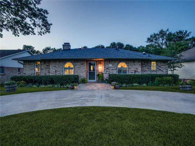 11017 Carissa Drive, Dallas, TX 75218 (MLS #14141373) :: Robbins Real Estate Group