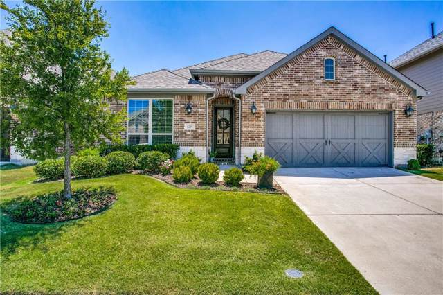 1208 Bradford Street, Celina, TX 75009 (MLS #14141384) :: The Heyl Group at Keller Williams