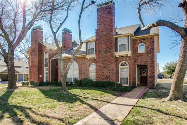 3349 Ashcroft Lane, Denton, TX 76207 (MLS #14141386) :: Kimberly Davis & Associates