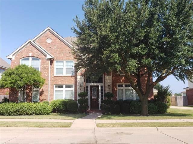 8520 Tangleridge Drive, Fort Worth, TX 76123 (MLS #14141399) :: RE/MAX Pinnacle Group REALTORS
