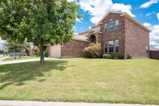 1101 Bexar Avenue, Melissa, TX 75454 (MLS #14141402) :: RE/MAX Town & Country