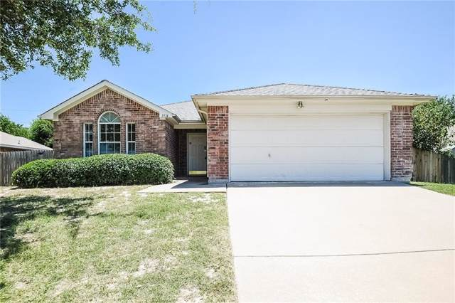 1514 S 3rd Street, Midlothian, TX 76065 (MLS #14141411) :: Kimberly Davis & Associates