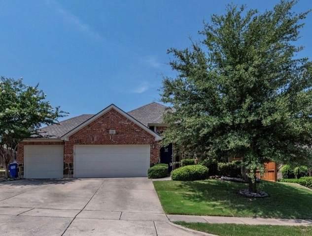 106 Jason Drive, Forney, TX 75126 (MLS #14141412) :: Lynn Wilson with Keller Williams DFW/Southlake