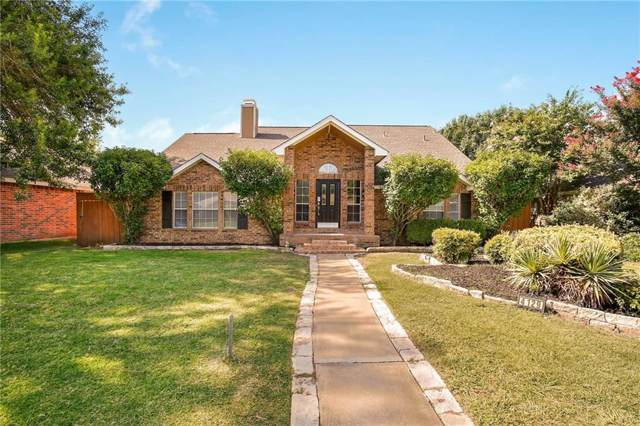 4129 Clary Drive, The Colony, TX 75056 (MLS #14141415) :: Baldree Home Team