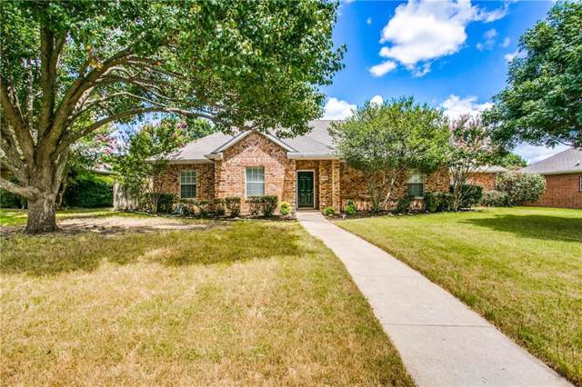 4409 Briarcrest Lane, Sachse, TX 75048 (MLS #14141440) :: RE/MAX Town & Country