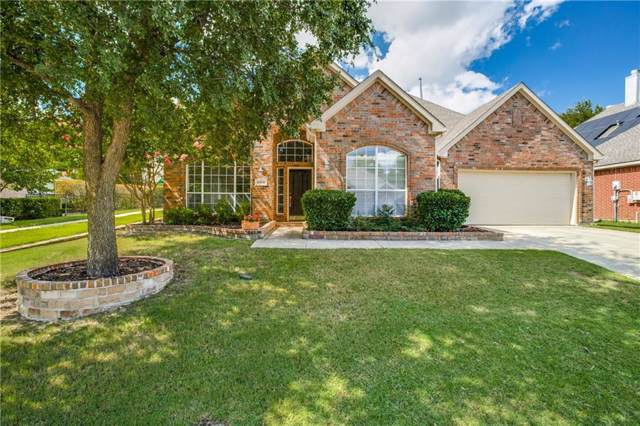 8410 Lanners Drive, Mckinney, TX 75072 (MLS #14141442) :: The Star Team | JP & Associates Realtors
