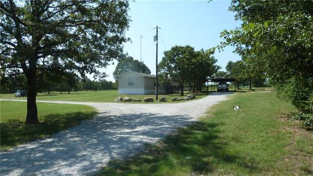 162 Pr 3494, Paradise, TX 76073 (MLS #14141444) :: Ann Carr Real Estate
