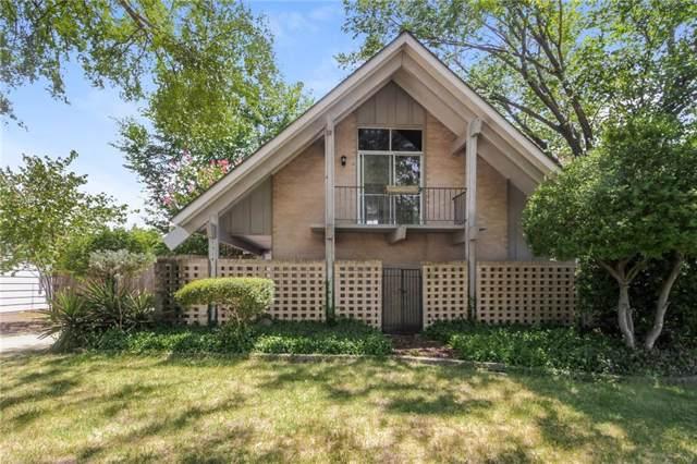 1514 Finley Road, Irving, TX 75062 (MLS #14141470) :: Vibrant Real Estate
