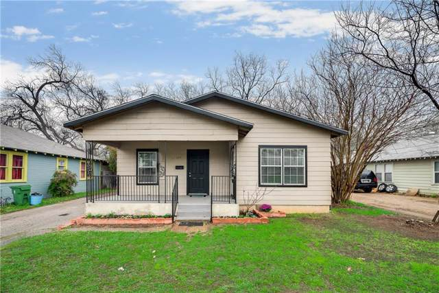 605 Orange Street, Arlington, TX 76012 (MLS #14141474) :: Roberts Real Estate Group