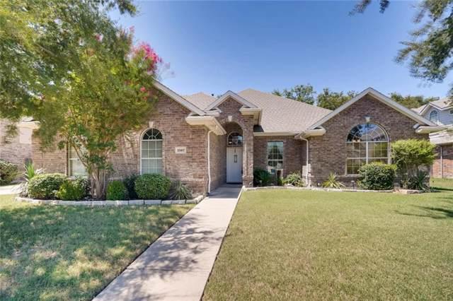 2507 Chambray Lane, Mansfield, TX 76063 (MLS #14141482) :: Lynn Wilson with Keller Williams DFW/Southlake