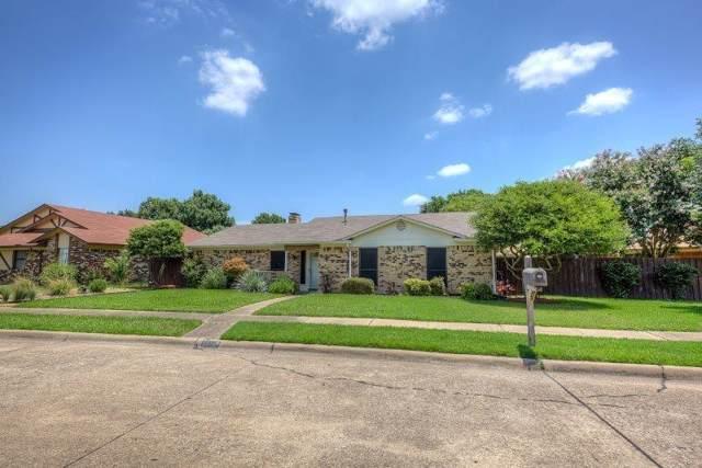 5018 Willowhaven Circle, Garland, TX 75043 (MLS #14141485) :: Roberts Real Estate Group