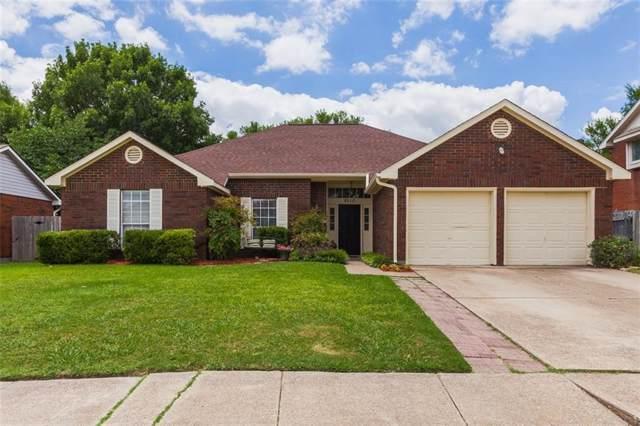 8510 Fairfax Avenue, Rowlett, TX 75089 (MLS #14141487) :: Lynn Wilson with Keller Williams DFW/Southlake