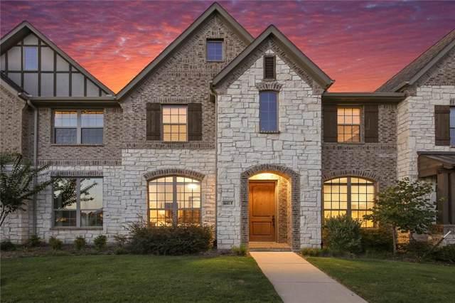 4642 Rhett Lane F, Carrollton, TX 75010 (MLS #14141489) :: Vibrant Real Estate