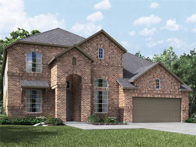 1041 Wimberly Lane, Northlake, TX 76226 (MLS #14141494) :: Baldree Home Team