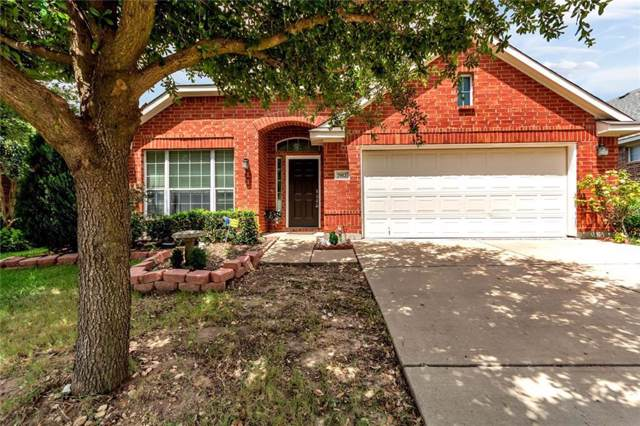 7912 Cedar Lake Lane, Fort Worth, TX 76123 (MLS #14141498) :: RE/MAX Town & Country