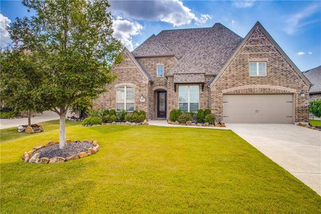1651 Sedalia Drive, Prosper, TX 75078 (MLS #14141499) :: The Heyl Group at Keller Williams