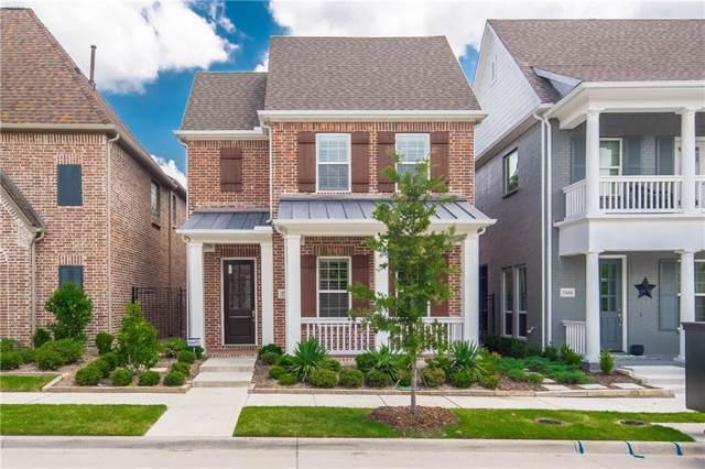 7317 Caladium Drive, Mckinney, TX 75070 (MLS #14141502) :: Frankie Arthur Real Estate