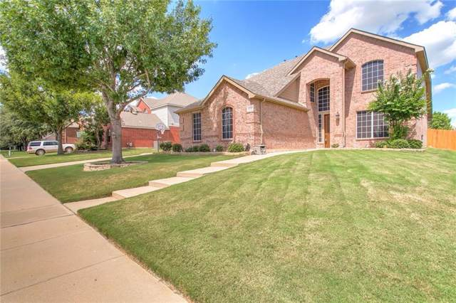 2310 Lockshire Drive, Mansfield, TX 76063 (MLS #14141510) :: Kimberly Davis & Associates