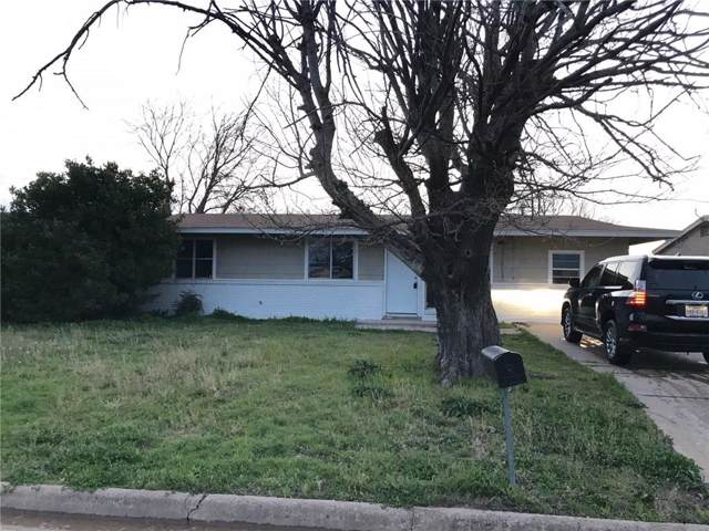 442 Northway Drive, Abilene, TX 79601 (MLS #14141511) :: Roberts Real Estate Group