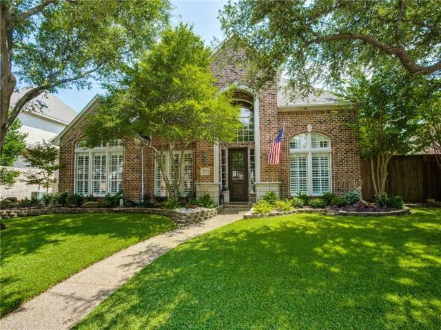 6320 Yorkdale Drive, Plano, TX 75093 (MLS #14141512) :: RE/MAX Town & Country