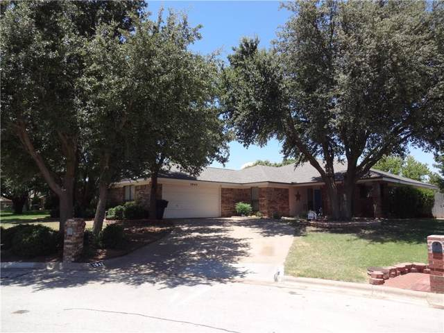2942 Stonecrest Drive, Abilene, TX 79606 (MLS #14141519) :: RE/MAX Pinnacle Group REALTORS