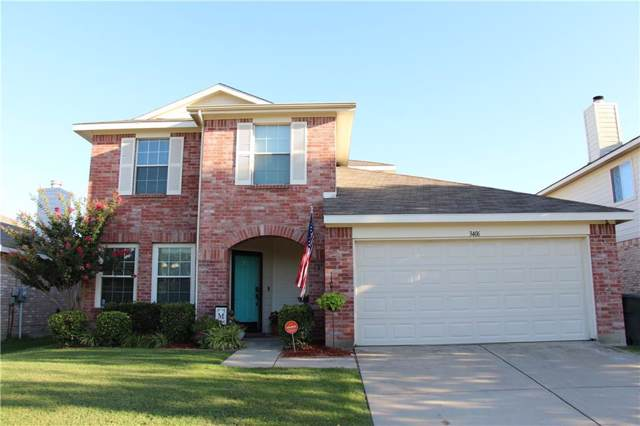 3406 Sherbrooke Place, Sherman, TX 75092 (MLS #14141524) :: RE/MAX Town & Country