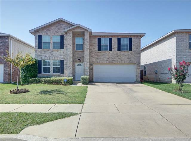 3949 Thoroughbred Trail, Fort Worth, TX 76123 (MLS #14141528) :: RE/MAX Town & Country